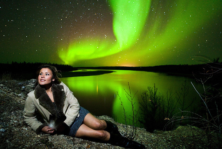 Ambient Light Sensor >> A Guide to Northern Lights Portraiture and Model Photography » ItsJustLight.com