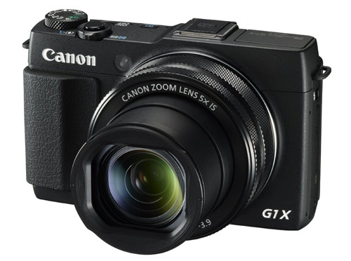Best Travel Cameras: Canon G1X Mark II