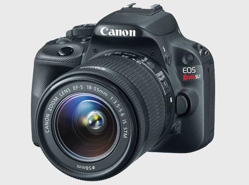 Best Travel Cameras: Canon SL1