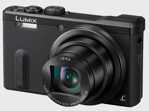 Best Travel Cameras: Panasonic LUMIX DMC-ZS40