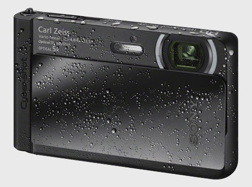 Best Travel Cameras: Sony TX30