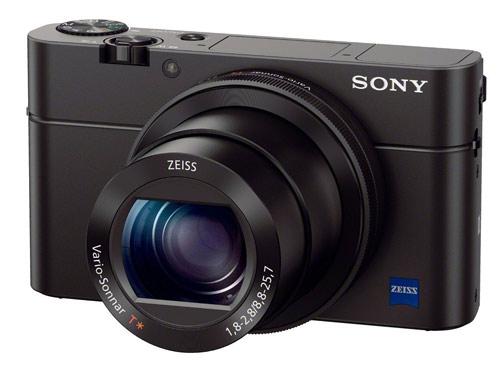 Best Travel Cameras: Sony DSC-RX100 III