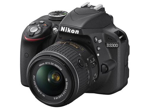 Best Travel Camera: Nikon D3300