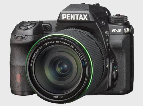 Best Travel Cameras: Pentax K3 DSLR