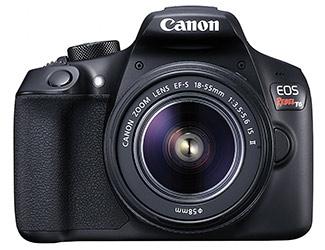 Best Entry Level DSLR Cameras of 2017 for Beginners ...