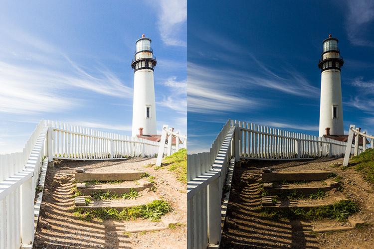 Proper photographic exposure vs overexposure